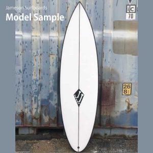 ジェマーソンサーフボード OLD ROSE(オールドローズ)