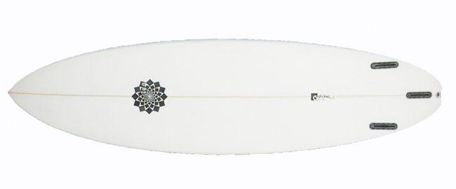GMCサーフボード